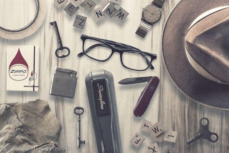 鑰匙眼鏡樣機展示