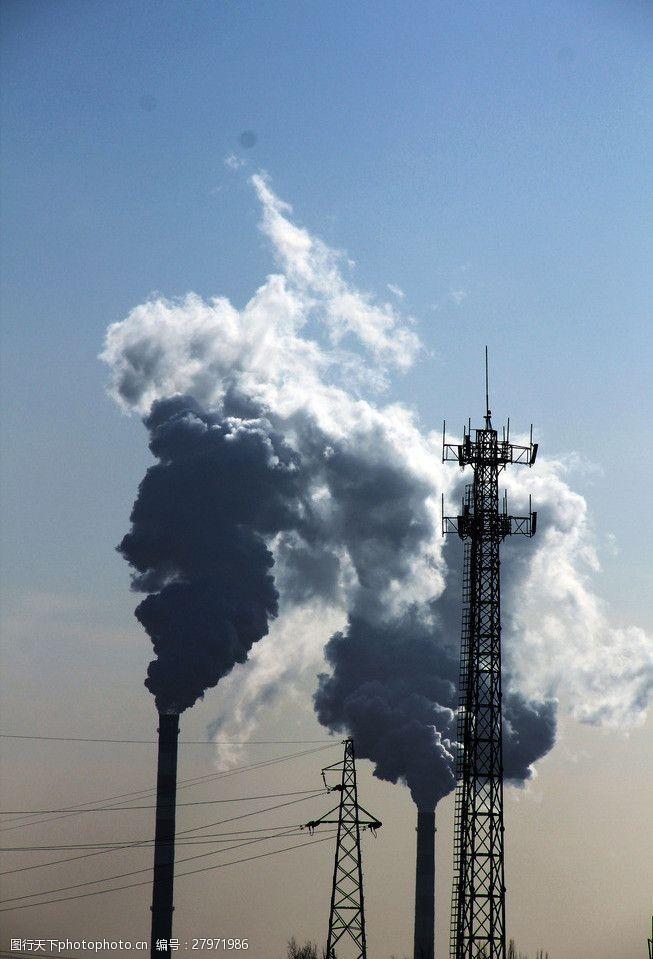 環境污染圖片