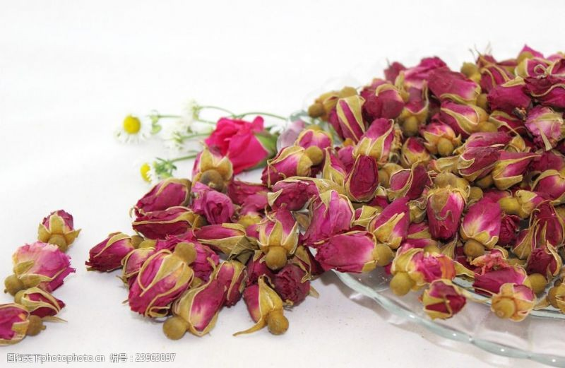 玫瑰花干花玫瑰花茶