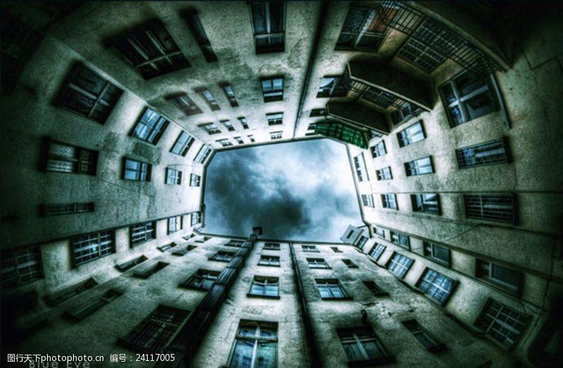 视觉效果设计梦幻都市