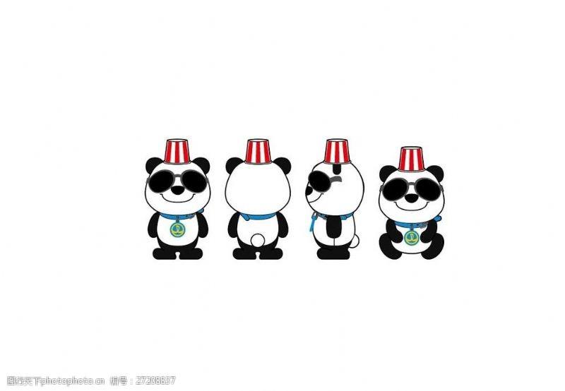 一起看电影熊猫表情
