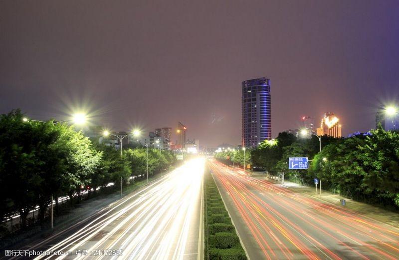 城市流光广告