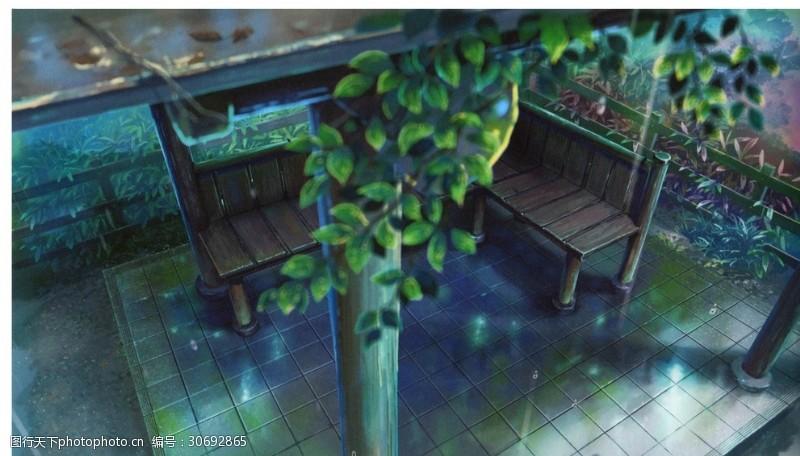 言叶之庭图片