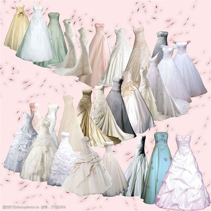结婚婚纱礼服婚纱礼服图片
