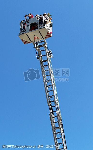 消防伸缩梯