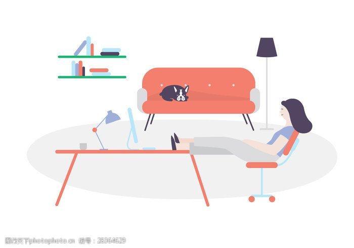 工作空间插图