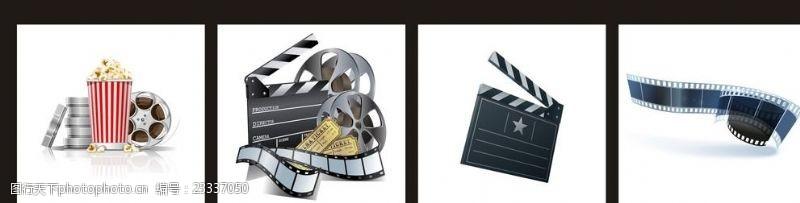 一起看电影电影元素