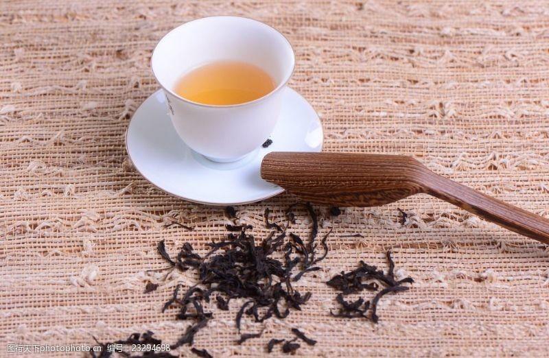 茶汤干茶组合