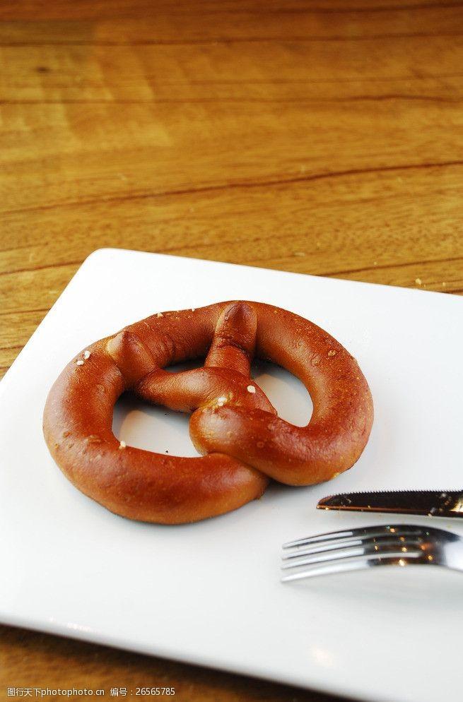 面包图片素材下载德国碱水面包图片