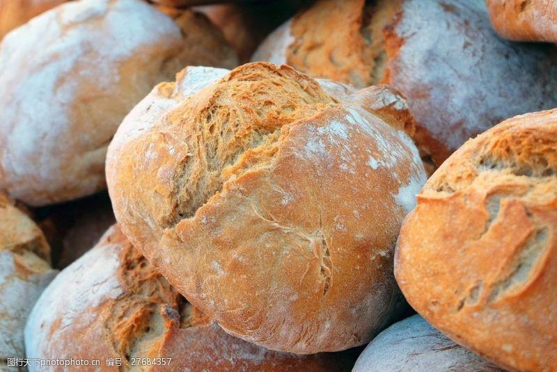 面包图片素材下载杂粮烤面包图片