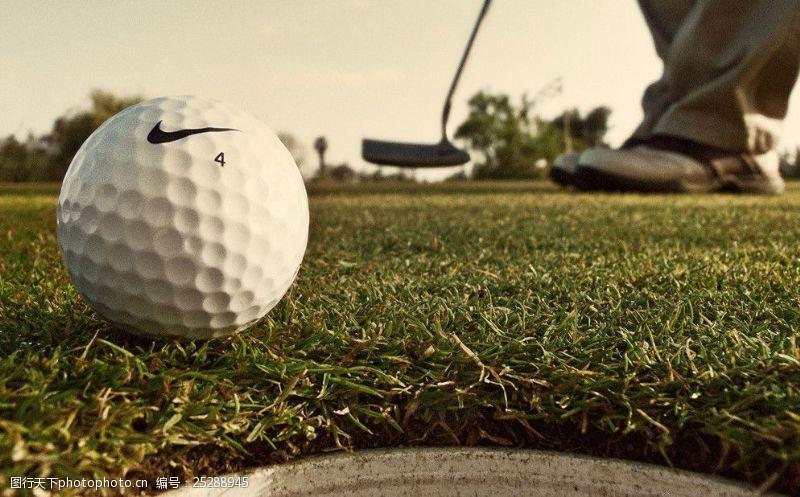 圣安德鲁斯高尔夫摄影图片