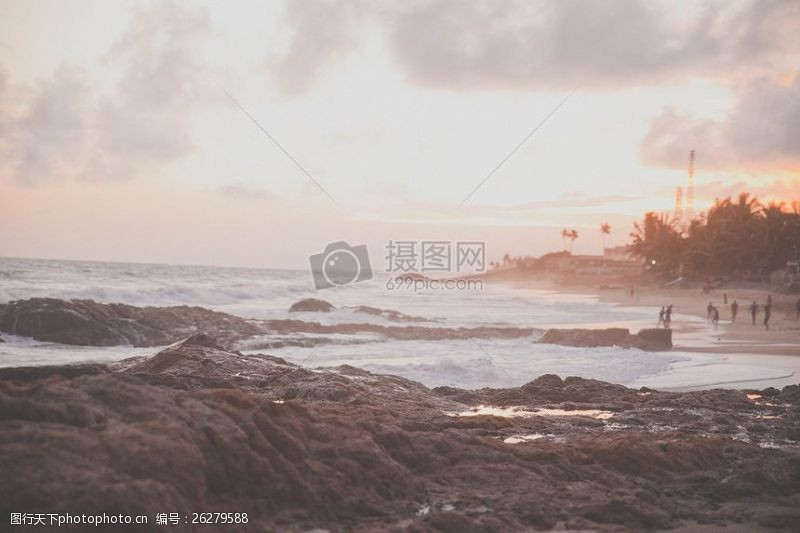 images海滩景观